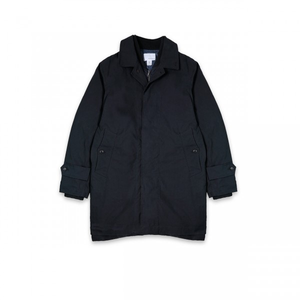 Nanamica 3-Way Down Coat (Navy)