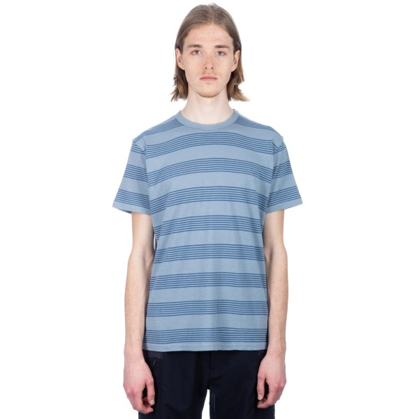 Nanamica Crew Neck T-shirt (Blue)