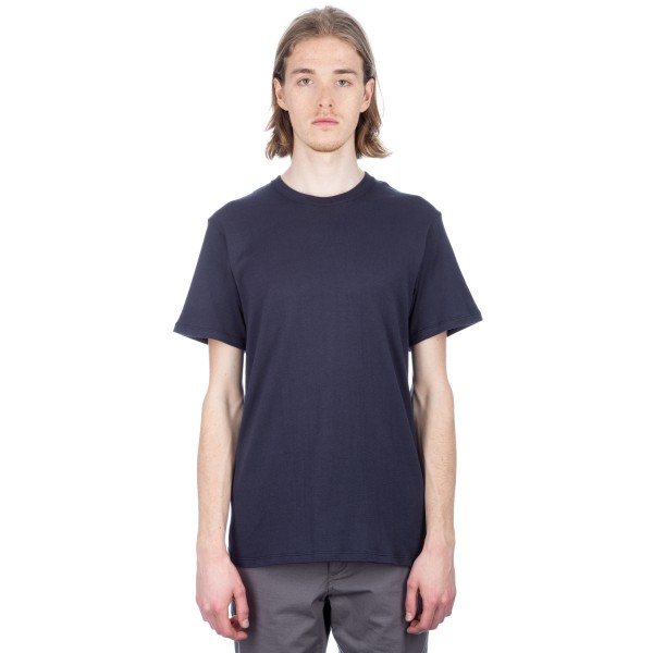 Nanamica Loopwheel COOLMAX Jersey T-Shirt (Navy)