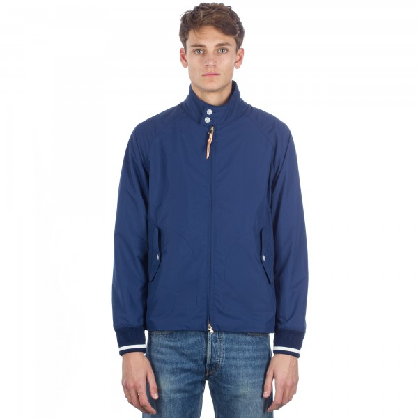 Nanamica Pier Jacket (Blue)