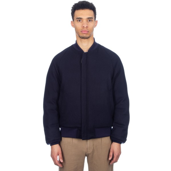 nanamica Reversible NA-1 Down Jacket (Navy)