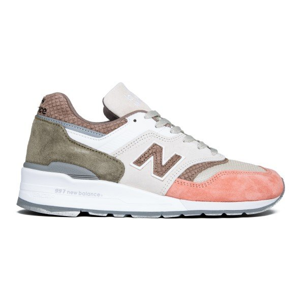 New Balance Desert Heat M997 'Made In USA' (Bone/Sunset)