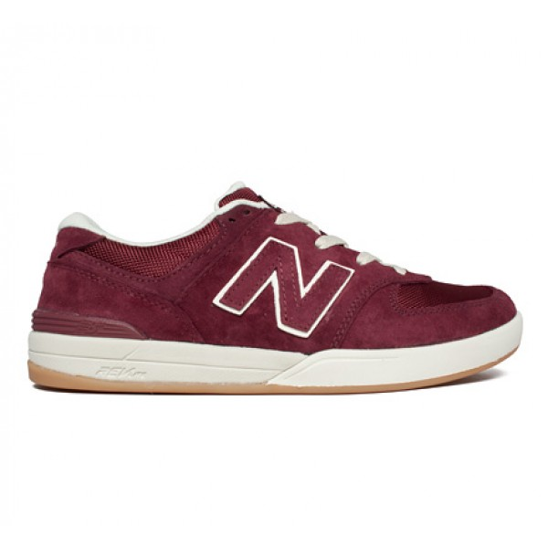 New Balance Numeric 636TRR Logan S (Red)