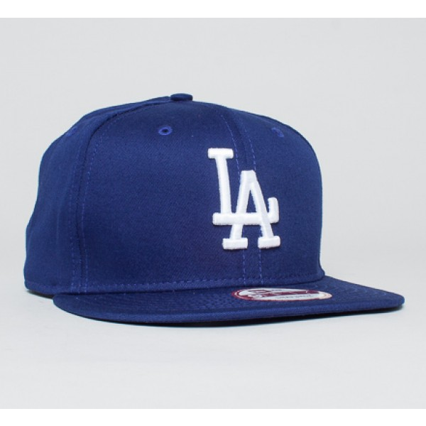 New Era 9Fifty Los Angeles Dodgers New Era Snapback (Royal / White)