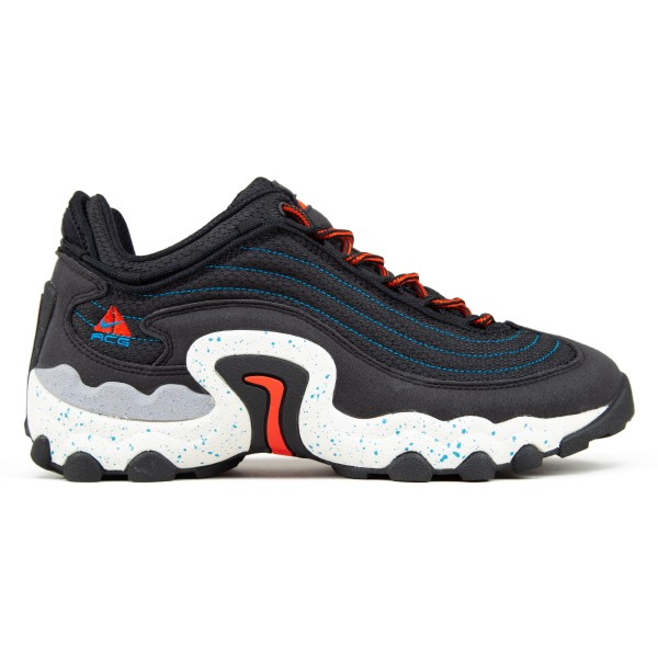 Nike ACG Air Skarn (Black/Habanero Red-Imperial Blue)