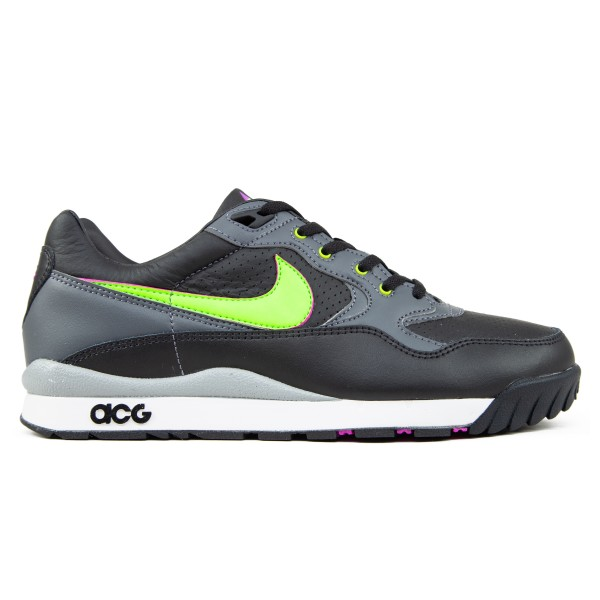 Nike ACG Air Wildwood (Black/Electric Green-Hyper Violet)