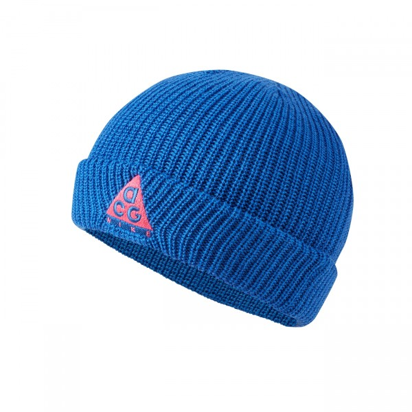 Nike ACG Beanie (Game Royal/Rush Pink)