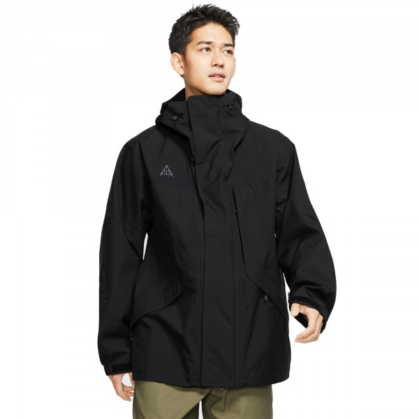 Nike ACG GORE-TEX Hooded Jacket (Black/Anthracite)