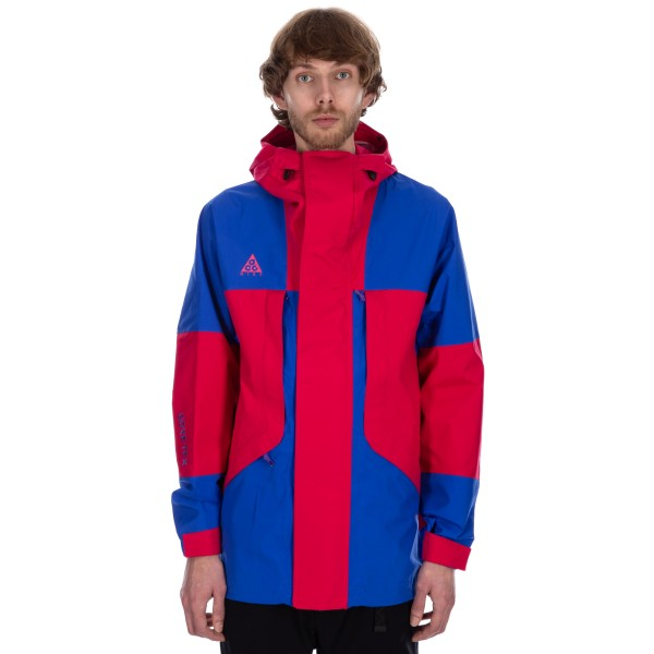 Nike ACG GORE-TEX Jacket (Rush Pink/Hyper Royal)