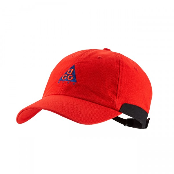 Nike ACG H86 QS Cap (Habanero Red/Game Royal)