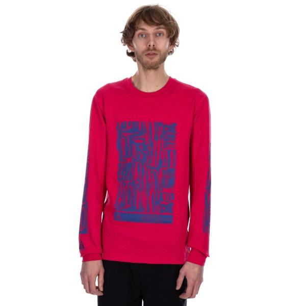 Nike ACG Long Sleeve Waffle Shirt (Rush Pink)