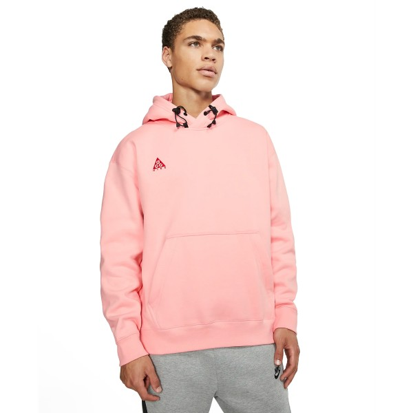 Nike ACG Pullover Hooded Sweatshirt (Bleached Coral)