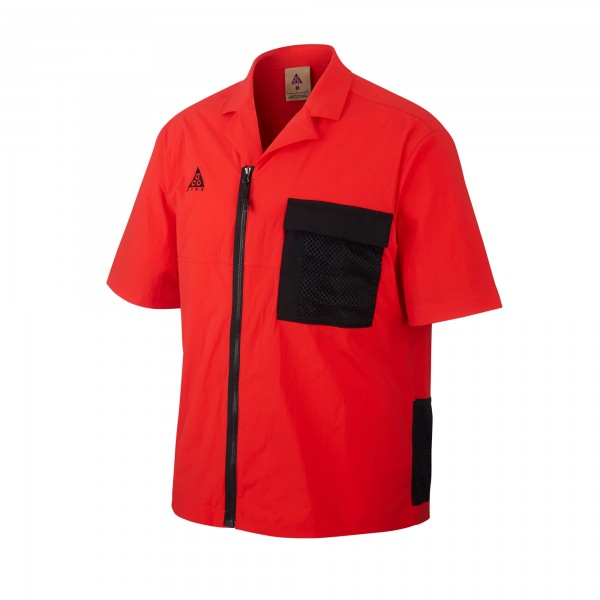 Nike ACG Top (Habanero Red/Black)