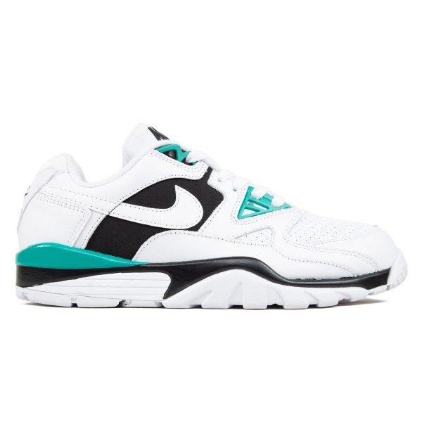 Nike Air Cross Trainer 3 Low (White/White-Neptune Green-Black)