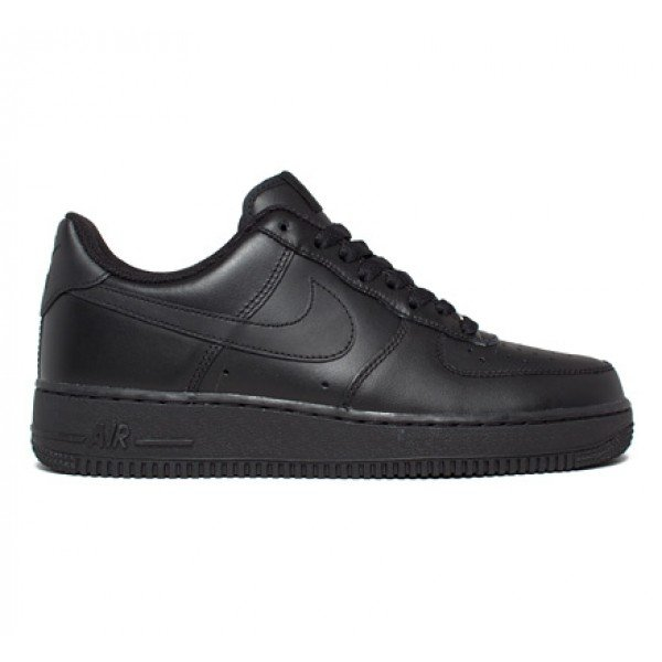 Nike Air Force 1 '07 (Black/Black)