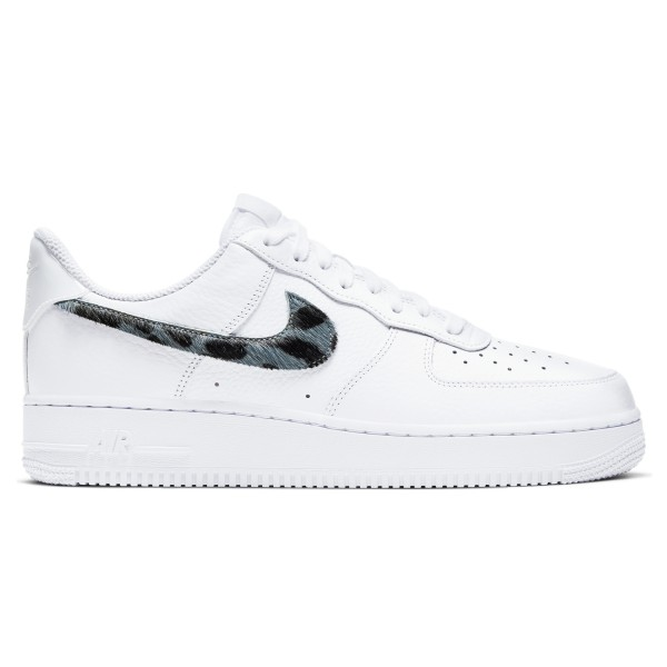 Nike Air Force 1 LV8 'Snakeskin' (White/Thunderstorm-White)