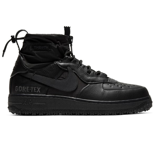 Nike Air Force 1 Winter GORE-TEX (Black/Black-Anthracite)