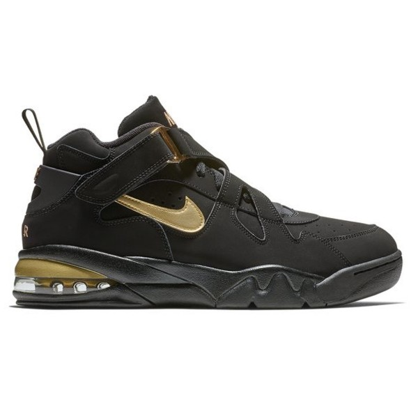 Nike Air Force Max CB 'Metallic Gold' (Black/Metallic Gold)