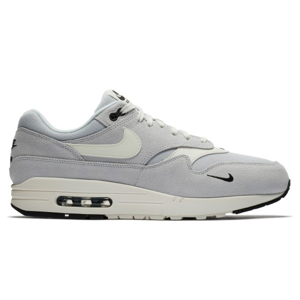 Nike Air Max 1 Premium 'Pure Platinum' (Pure Platinum/Sail-Black-White)