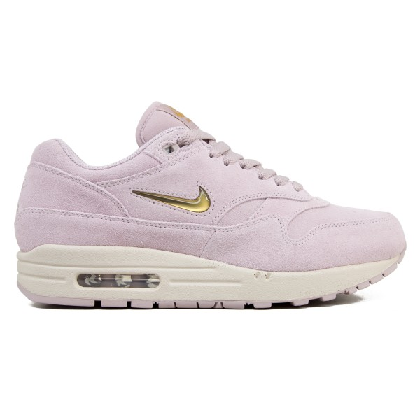 Nike Air Max 1 Premium SC 'Jewel' (Particle Rose/Metallic Gold-Desert Sand)
