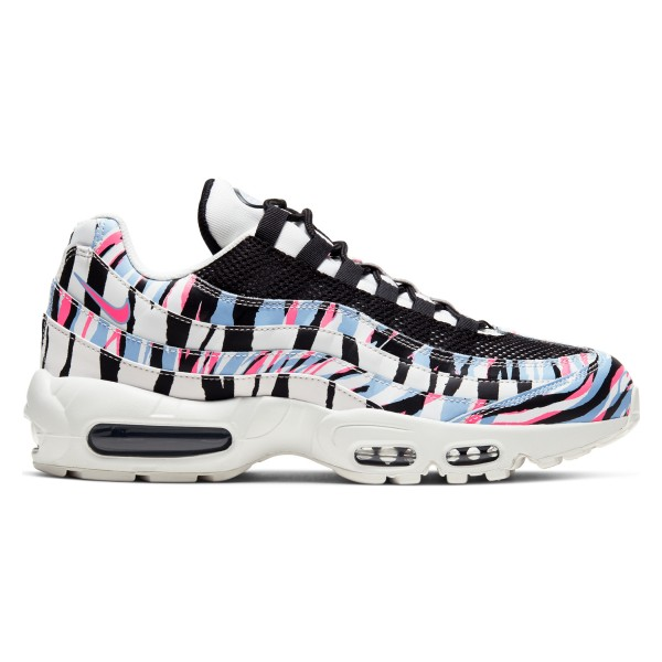 Nike Air Max 95 CTRY 'Korea' (Summit White/Black-Royal Tint-Racer Pink)