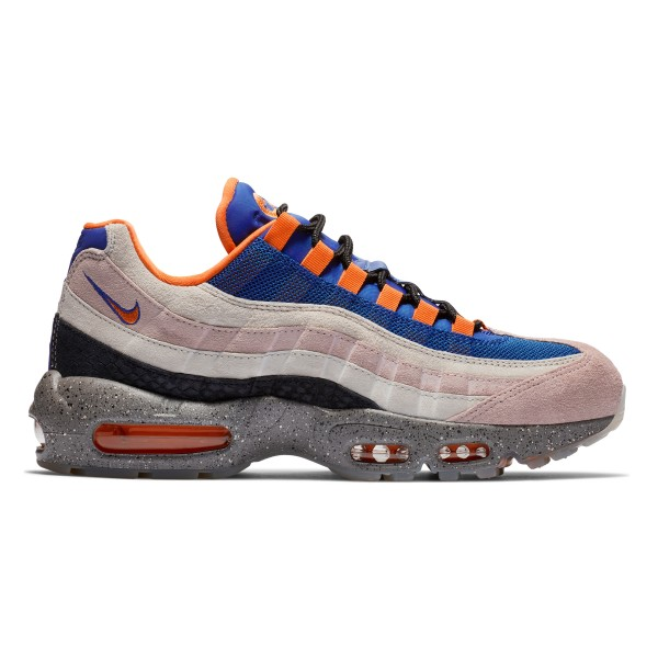 Nike Air Max 95 'ACG Mowabb' (Champagne/Safety Orange-Sport Royal)