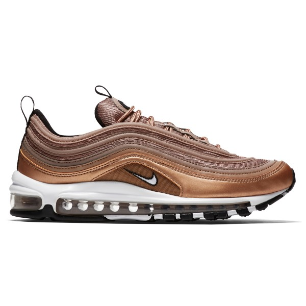 Nike Air Max 97 'Bronze' (Desert Dust/White-Metallic Red Bronze-Black)