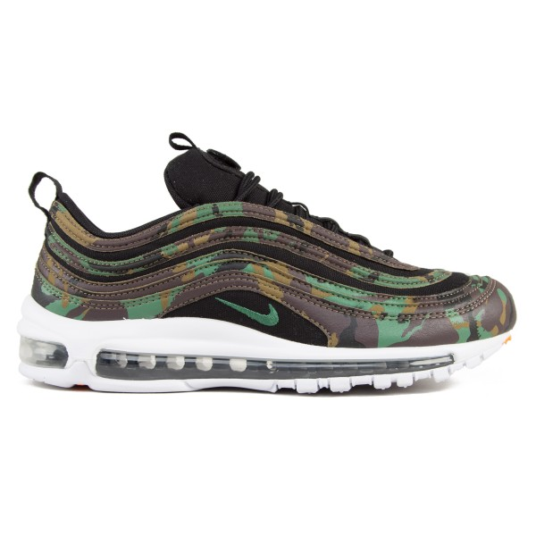 Nike Air Max 97 OG Premium 'Country Camo' (Great Britain) QS (Raw Umber/Fortress Green-Black)