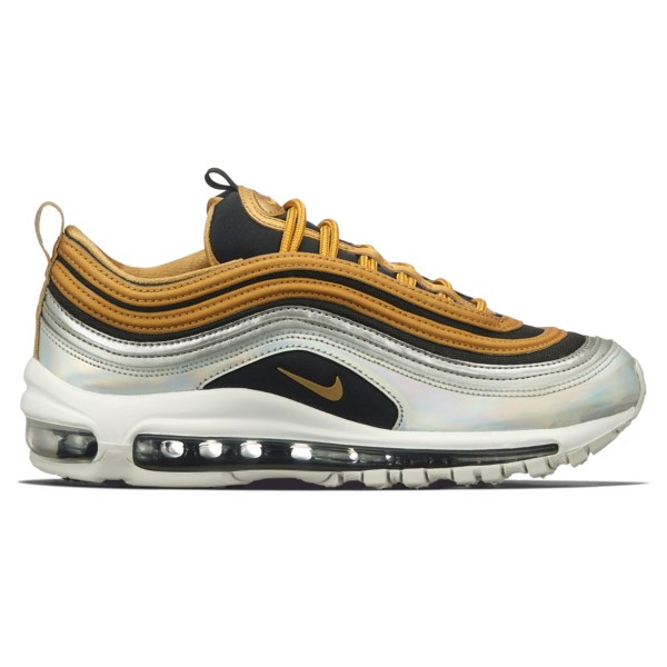 Nike Air Max 97 SE WMNS 'Metallic Gold Pack' (Metallic Gold/Metallic Gold)