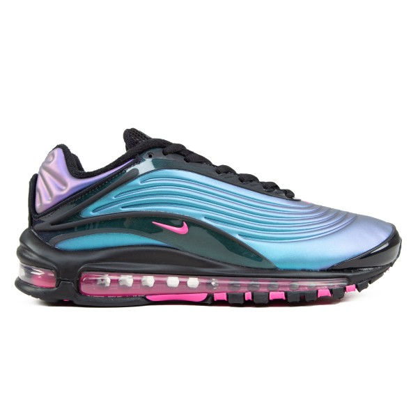 Nike Air Max Deluxe 'Throwback Future' (Black/Laser Fuchsia)