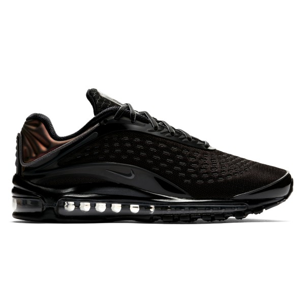 Nike Air Max Deluxe 'Triple Black' (Black/Dark Grey)