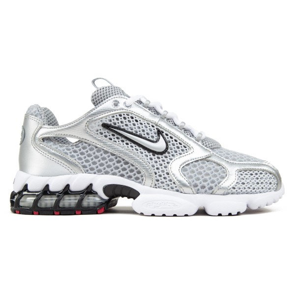 Nike Air Zoom Spiridon Cage 2 (Lt Smoke Grey/Metallic Silver)