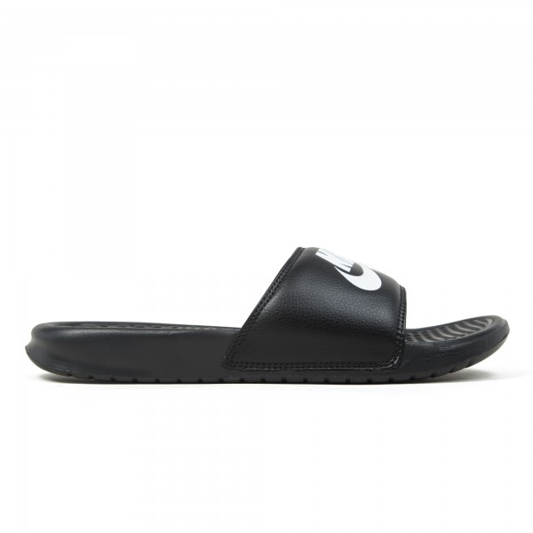 Nike Benassi JDI Slide (Black/White)