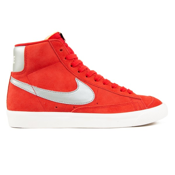 Nike Blazer '77 (University Red/Metallic Silver-Sail)
