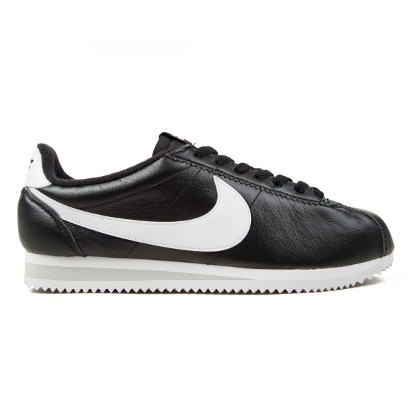 Nike Classic Cortez Premium (Black/Neutral Grey/White)