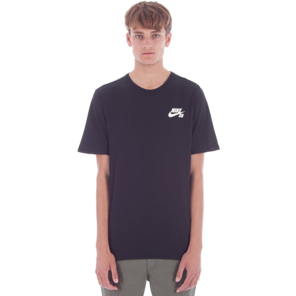 Nike SB Dry T-Shirt (Black/White)