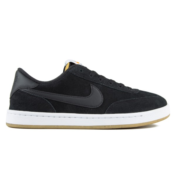 Nike SB FC Classic (Black/Black-White-Vivid Orange)