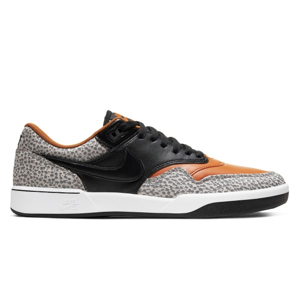 Nike SB GTS Return Premium 'Safari' (Cobblestone/Black-Monarch-Black)