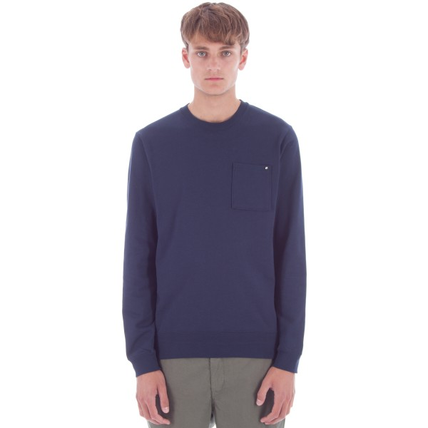 Nike SB Pocket Long Sleeve Shirt (Obsidian)