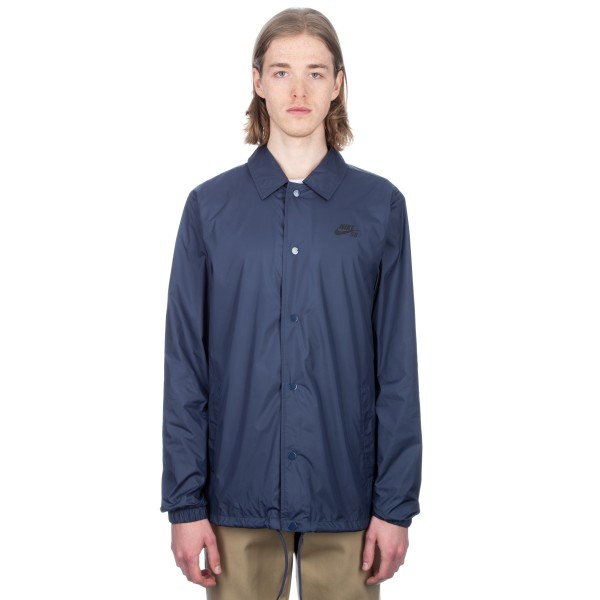 Nike SB Shield Coach Jacket (Thunder Blue/Black)