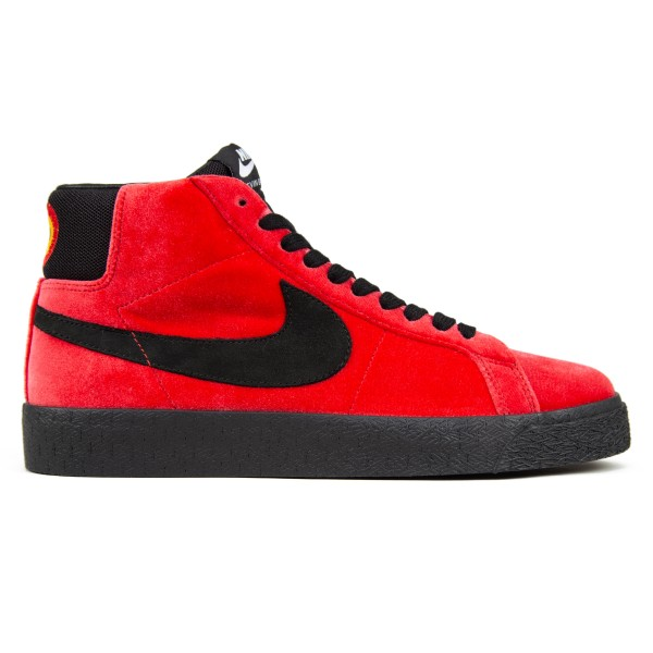 Nike SB x Kevin Bradley Zoom Blazer Mid ISO 'Kevin and Hell Pack' (University Red/Black)