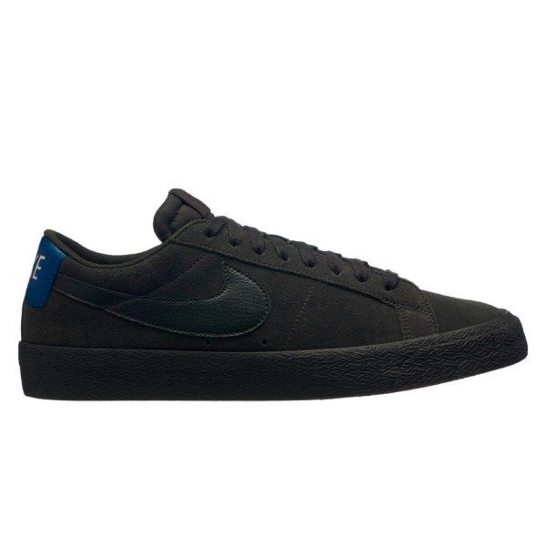 Nike SB Zoom Blazer Low (Sequoia/Sequoia-Blue Force)