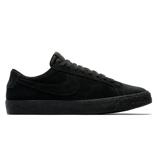 Nike SB Zoom Blazer Low (Black/Black-Gunsmoke)