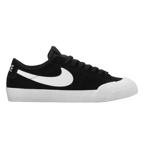 Nike SB Zoom Blazer Low XT (Black/White-Gum Light Brown-White)