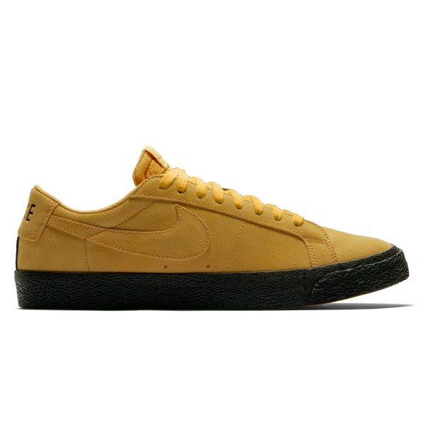 Nike SB Zoom Blazer Low (Yellow Ochre/Yellow Ochre-Black)