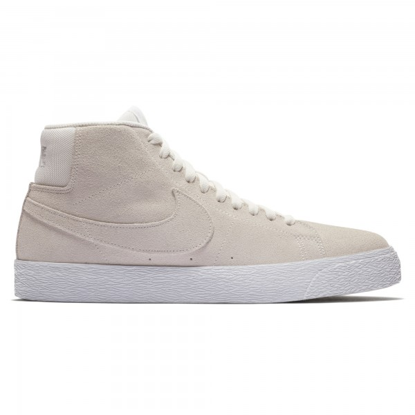Nike SB Zoom Blazer Mid Deconstructed (Summit White/Summit White-White-White)