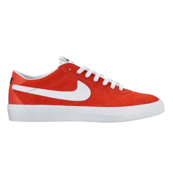 Nike SB Zoom Bruin Premium SE (Max Orange/White-Black)