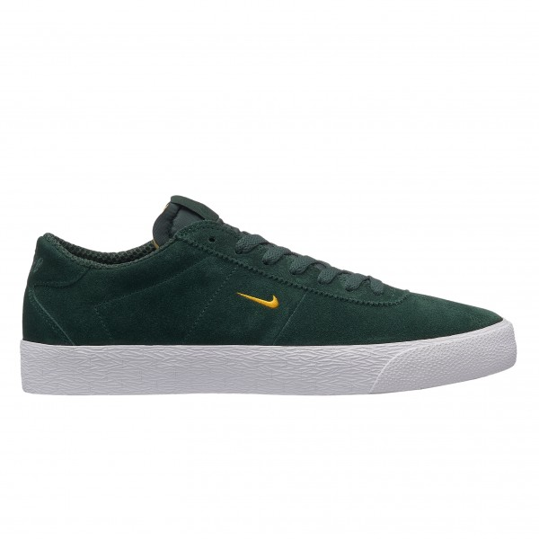 Nike SB Zoom Bruin Ultra (Midnight Green/Yellow Ochre-White)