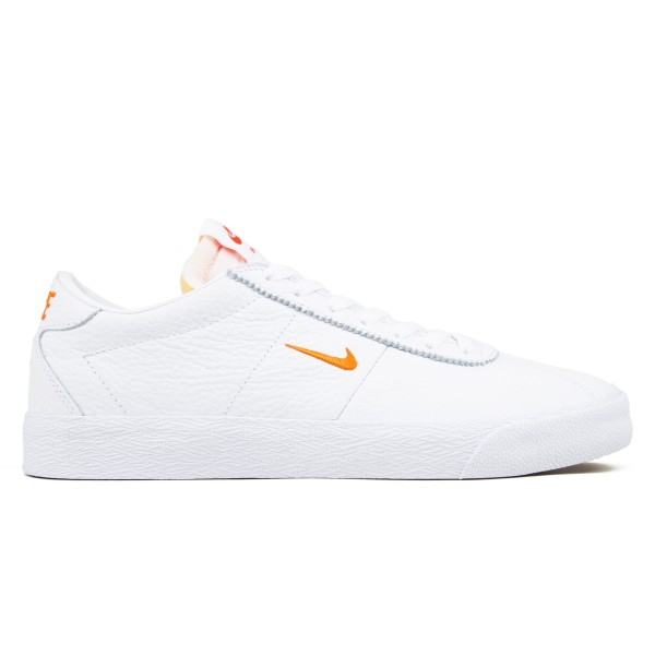Nike SB Zoom Bruin Ultra (White/Team Orange-White-Gum Light Brown)