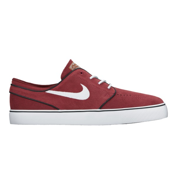 Nike SB Zoom Stefan Janoski OG (Red Earth/White-Black-Gum Med Brown)